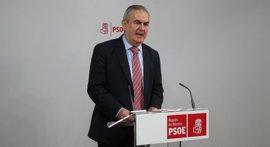 """Tovar dice PSOE se ha sentido """"solo, acosado y perseguido"""" por denunciar la corrupción en Murcia"""