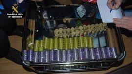 Tres detenidos por 'blanquear' dinero de la droga en la compra de artículos de lujo