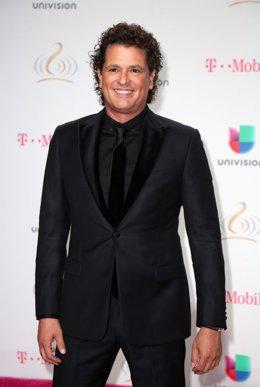 MIAMI, FL - FEBRUARY 23: Carlos Vives attends Univision's 29th Edition of Premio