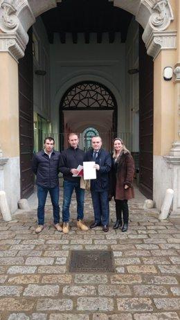 El PP pide medidas a la Junta por la situación del Ayuntamiento de Gerena