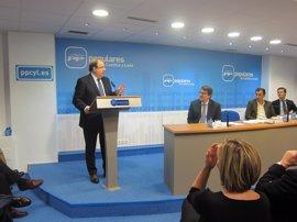 Herrera pide reflexión sobre la unión de presidencias de Junta y PP