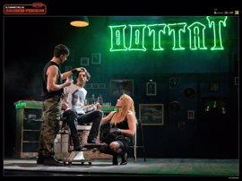 El LAVA, escenario el martes del musical 'El cabaret de los hombres perdidos'