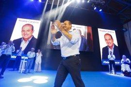 Cardona retira su candidatura para presidir el PP de Canarias