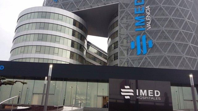 El nuevo Hospital IMED Valencia