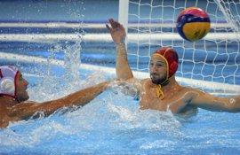 Las selecciones españolas de waterpolo se enfrentarán a los vigentes campeones olímpicos en el Mundial