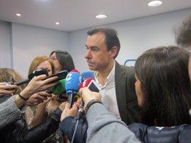 Maíllo descarta que se busque sustituto a Pedro A. Sánchez y afirma que la situación no afecta al pacto nacional PP-Cs