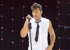 Agotadas en un día las entradas para el concierto de Ricky Martin en Sevilla