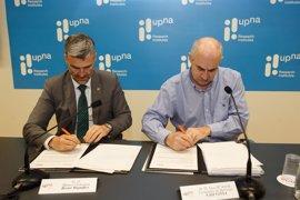 Nasuvinsa y la UPNA desarrollarán prácticas innovadoras en áreas de alto valor añadido