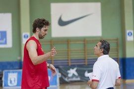 Scariolo inicia una gira por USA para visitar a los 10 españoles NBA