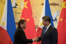 Duterte dice que China ha malinterpretado las declaraciones de su ministro de Exteriores