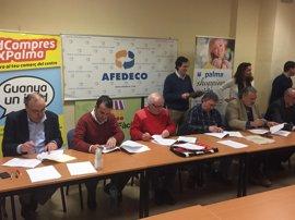 Patronales y sindicatos firman el convenio colectivo para el comercio de Baleares