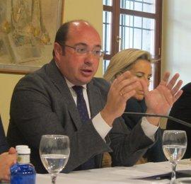 Presidente murciano no hablará de dimitir o convocar elecciones hasta mantener el encuentro con Cs el jueves