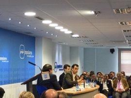 """Maíllo cree que los congresos regionales deben plantearse """"pensando en 2019"""" y con el reto de renovación e integración"""