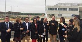 El PSOE presentará una batería de iniciativas para pedir al Gobierno que realice los accesos del Chare de Lepe