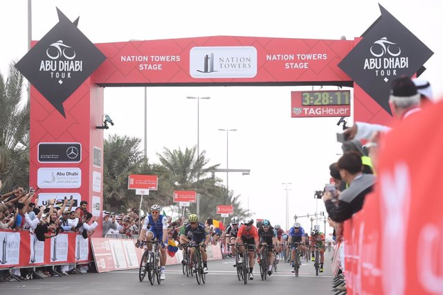 Kittel gana en el Tour de Abu Dhabi