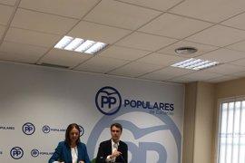 Tavío obtiene el apoyo de Hernández Bento en la carrera hacia la Presidencia del PP de Canarias