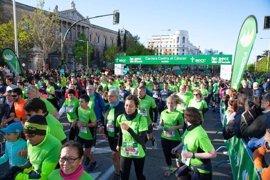 'Drinking Runners' recorrerá los hospitales de Madrid para impulsar la acción 'AECC Forrest Run'