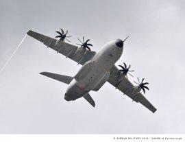 Los Estados clientes del A400M invitan a Airbus a reunirse en marzo en Madrid para abordar los problemas del avión