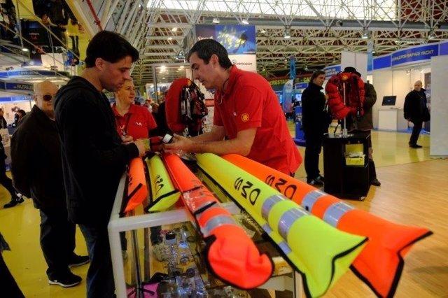 El salón Mediterranean Diving reúne a fabricantes, distribuidores y escuelas