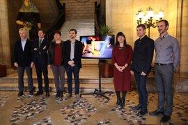 'Palmadansa Fluent' se celebrará del 17 al 30 de abril