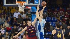 Barça y Tenerife viajan para medir sus fuerzas con Estudiantes y Fuenlabrada