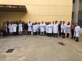 El Distritio Sanitario Córdoba condena con una concentración la agresión verbal al médico de Levante Sur