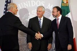 """México pone en """"fase terminal"""" el plan de ayuda de EEUU para seguridad"""