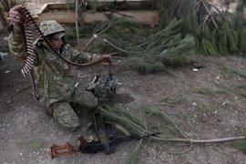 Los rebeldes sirios culminan la conquista de la ciudad de Al Bab