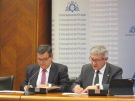 La Fundación ONCE y la Universidad de Oviedo renuevan su colaboración por la igualdad de oportunidades