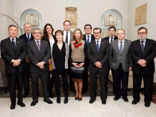 Consejeros del Consejo General de la Abogacía Española