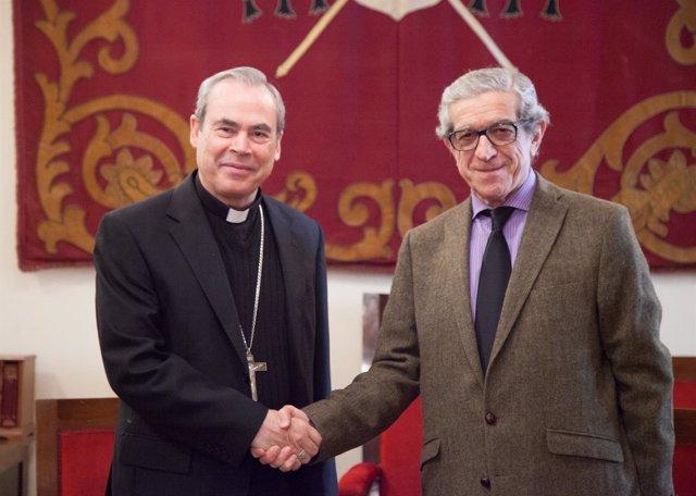 Jesús Catalá y Braulio Medel
