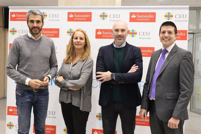 Encuentro empresarial Universidad CEU