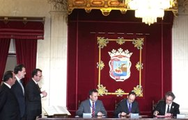 Crue Universidades Españolas suscribe un convenio para avanzar en la puesta en marcha de la Universidad-Franco Española