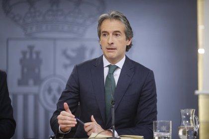 Íñigo de la Serna interviene el lunes en València en la clausura de la Asamblea General de AVE