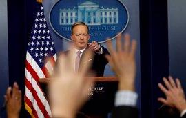 La Casa Blanca veta a varios medios de un encuentro con el portavoz