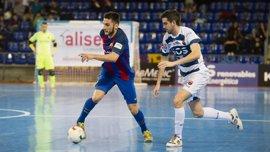 El Barça pincha en el Palau y ElPozo asalta Anaitasuna