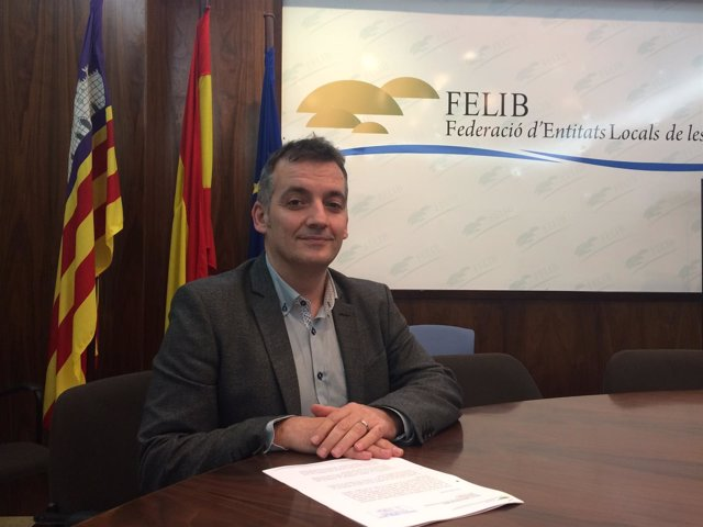 Joan Carles Verd, presidente Felib