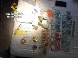 Detenidas cuatro personas por vender cocaína con la ayuda de un menor de 15 años
