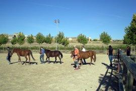 Siete usuarios con diversidad funcional recibirán terapia asistida por animales en Nuñomoral
