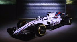 Williams presenta su nuevo FW40, conmemorativo de su 40 aniversario
