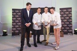 Francis Paniego y los hermanos Torres, nombrados embajador y amigos de La Rioja Gastronómica