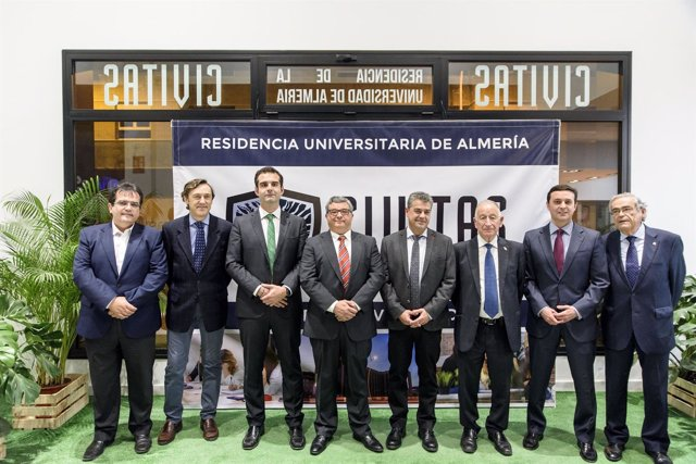 Inauguración Residencia Civitas