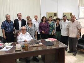 Diputación de Huelva promueve en Cuba un programa de actividades culturales, deportivas y de cooperación