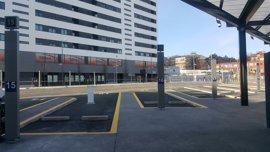 """Ayuntamiento valora """"muy positivamente"""" las primeras horas de funcionamiento de la estación provisional de Termibus"""