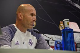 """Zidane: """"No hay que dar más vueltas a lo que pasó en Mestalla"""""""