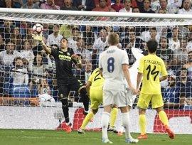 Real Madrid y Villarreal luchan por un triunfo balsámico
