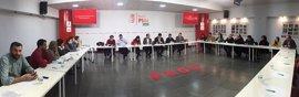 """Caraballo ahonda en el """"trabajo bien hecho"""" del PSOE frente a un PP """"acorralado por sus propias mentiras"""" en Huelva"""
