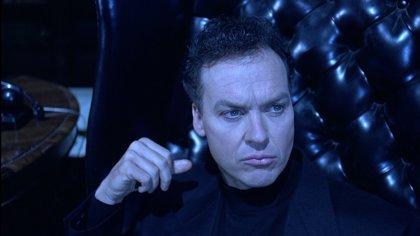 """Michael Keaton a Vladimir Putin: """"No me obligues a ponerme el traje de Batman otra vez"""""""