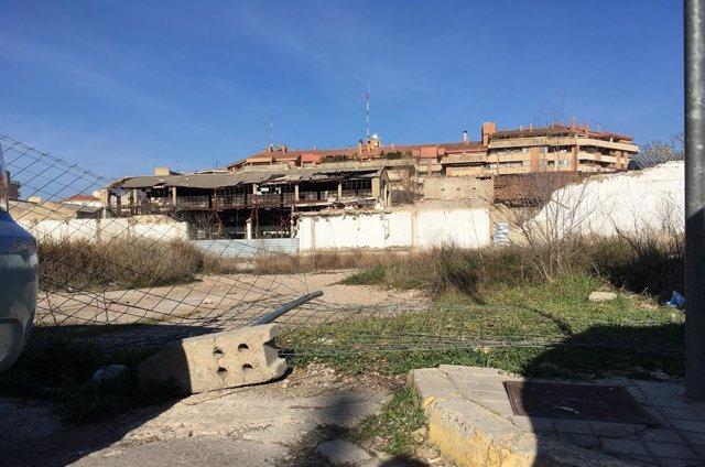 Nota Par Huesca Polígono Harineras Desarrollo Deterioro Y Calle San Urbez