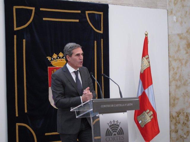 Valladolid. Juan José Sanz Vitorio